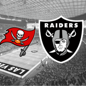 Buccaneers at Raiders
