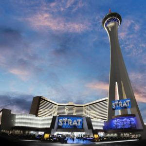 The STRAT Hotel, Casino & Skypod Las
